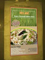 pak rice village basmati rice