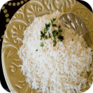 Cooked Blended Super Kernal Basmati