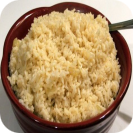 Cooked pk 386 Pakistani rice